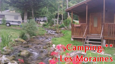 Camping Les Moraines